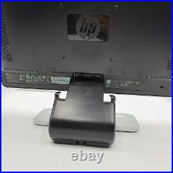 HP Pavilion w1907 LCD 19 wide-screen flat panel monitor TESTED With Cables