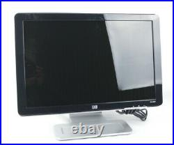 HP W2007 20-inch Widescreen Flat Panel LCD Monitor With Power Cord