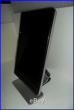 HP W2207h 22 Widescreen LCD Monitor with2-USB Speakers Audio In VGA HDMI GM757AA