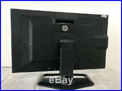 HP ZR2740W 27'' LED Backlit IPS LCD 2560 X 1440 Widescreen Monitor