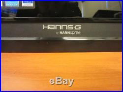 Hanns. G HT231HPB 23-Inch Widescreen 10-Point Touchscreen LCD Monitor Black