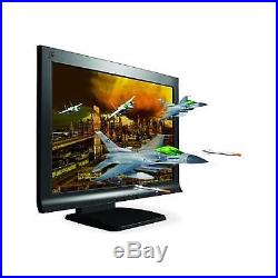IZ3D Technology H220Z1 22 Widescreen 3D Gaming LCD Monitor with 3D glasses kit