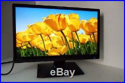 LOT-2 Planar PLL2410W 24 Widescreen LED LCD Monitors 5ms VGA DVI Full HD 1080p