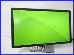 LOT OF 2 Dell P2314Ht 23 1920 x 1080 DP DVI Widescreen LED LCD Monitor GREAT