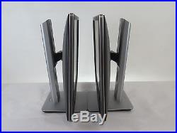 LOT of (2) Dell Professional P2314H 23 Widescreen LED LCD Monitor 1920x1080 IPS