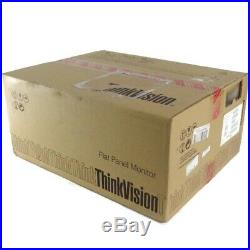 Lenovo ThinkVision L1940pwD 45J8646 19 Wide Flat Screen LCD Monitor Sealed