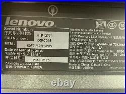 Lenovo ThinkVision T2424pa 24 Widescreen LCD Monitor New in Open Box