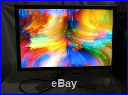 Lot of 2 Dell LCD Monitor 24 WithStand 2407WFPB UltraSharp Widescreen 1920x1200