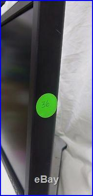 Lot of 2 Dell LCD Monitor 24 WithStand 2408WFPB UltraSharp Widescreen 1920x1200