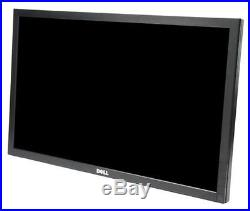Lots of 5 Dell P2411HB 24 Widescreen LED LCD Monitor ONLY(NO STAND)
