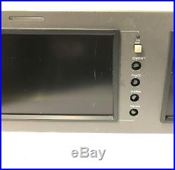MONITOR LMD-720W Sony Multiple LCD Dual 7 Wide screen Monitor (scratches)