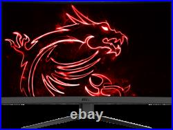 MSI Optix G27C4W 27 Widescreen 1080p Curved LCD Gaming Monitor