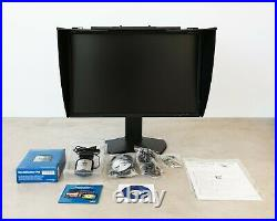 NEC MultiSync PA241W-BK-SV 24.1 Widescreen LCD Monitor with SpectraView