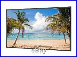 NEC MultiSync V463 46 Widescreen LCD Monitor, speakers, LED, TV, Television