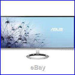 NEW ASUS MX299Q Designo Widescreen LCD Monitor 29-in 29in LED Frameless