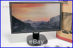 NEW! ViewSonic VG2239m-LED 22 Widescreen LED LCD Monitor 169 5ms