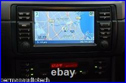 New BMW E46 NAVIGATION MONITOR DISPLAY WIDE SCREEN LCD 1999-2006 325 328 330 M3