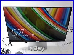 New Dell S2715H 27 6ms HDMI Widescreen IPS LED Backlight LCD Monitor Black
