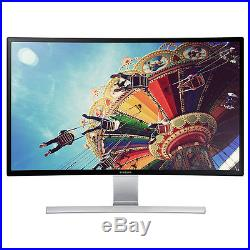 OB Samsung S27D590C 27 Curved LED Widescreen LCD Monitor, built-in Speakers
