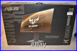 OPEN BOX ASUS VG259Q Widescreen LCD Monitor 24.5in Full HD 1080p