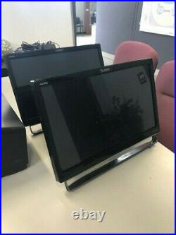 PLANAR PX2230MW 22 Widescreen LED LCD Monitor VGA DVI 1080p Touch Screen/stand