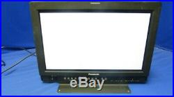 Panasonic BT-LH1700W 17 Widescreen LCD Monitor (has scratches bottom)