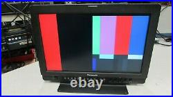 Panasonic BT-LH1700W 17 Widescreen LCD Monitor (picture does not fill screen)