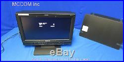 Panasonic BT-LH1850 18.5 HD/SD LCD Widescreen Monitor New, Open box with0 hrs