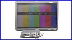 Panasonic Multi-Format LCD Production 25.5 Widescreen Monitor BT-LH2550P