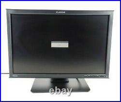 Planar PX2411W 24 1920 x 1080 Wide screen LCD Monitor with stand- No cables