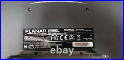 Planar PXL2230MW 22 widescreen dual-touch LCD monitor