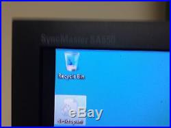 Samsung S27A650D LED LCD 27 Widescreen 8ms 1920x1080 Monitor with Power Adapter
