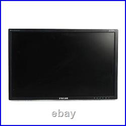 Samsung SyncMaster 2443BWT 24 Widescreen 1920x1200 TFT LCD Monitor ONLY Grade A