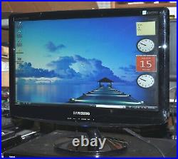 Samsung Syncmaster B2030 20 Inch Wide Screen LCD Monitor Good Condition
