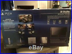 Sony PlayStation 3D 1080p 240Hz 24 Widescreen LED LCD 3-in-1 Display Monitor