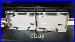 Sony Xvm-h65 X2 Pair Of Head Rest Monitor Screens, 6.6 16/9 Wide Screen Tv LCD