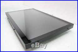 Touch Revolution K21A-0101-A0 Wide Touch Screen Industrial Monitor LCD 21.5