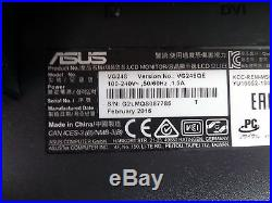Used ASUS VG248QE Black 24 1ms (GTG) HDMI Widescreen LED Backlight LCD Monitor