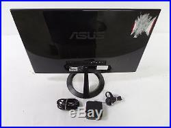Used ASUS VX248H Black 24 1ms Widescreen LED Backlight LCD Monitor Black