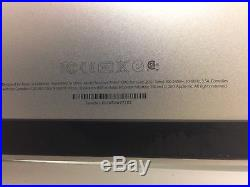 Used Apple Thunderbolt A1407 27 Widescreen LCD Monitor, built-in Speakers