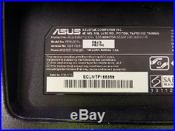 Used Asus PB278Q 27 Widescreen LED LCD Monitor with built-in Speakers