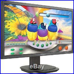VIEWSONIC VG2439Smh 24 INCH WIDE SCREEN LCD MONITOR GOOD CONDITION