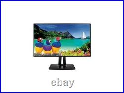 Viewsonic VP2768-4K Widescreen IPS LCD Monitor 27in 4K UHD Professional Mntr